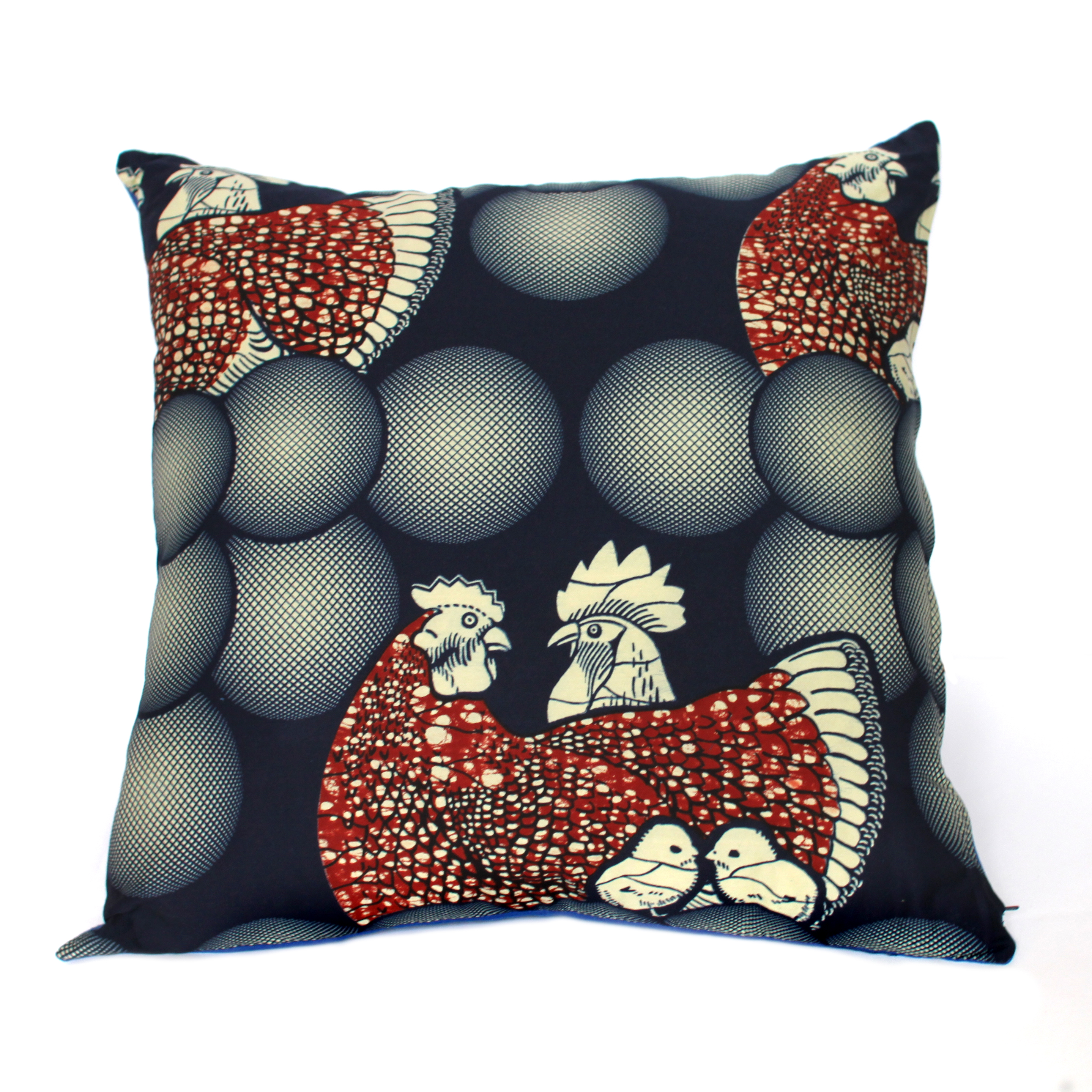 red hen organic hemp cushion covers